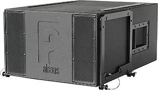 Lr7B - Alcons Audio - Loud and Clear