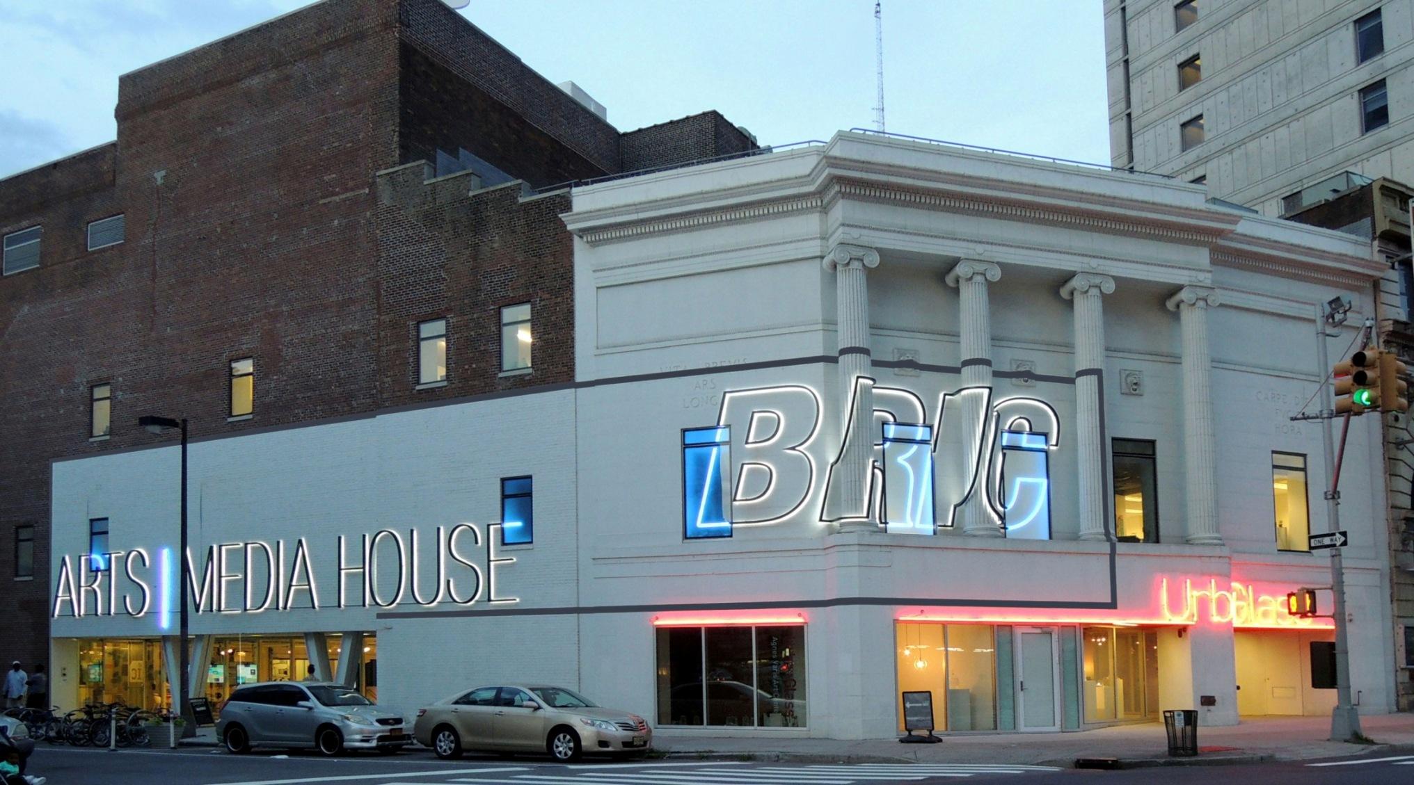 Alcons BRICartsmedia_BRIC House Facade