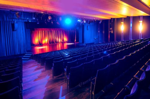 Boulevard Theater Dresden