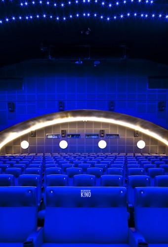 Bergen Kino, Norway, Fuggibaggi Design