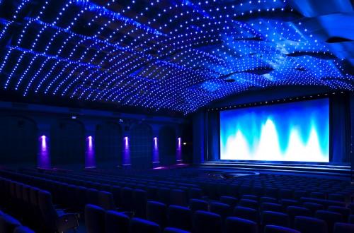 Bergen Kino interior