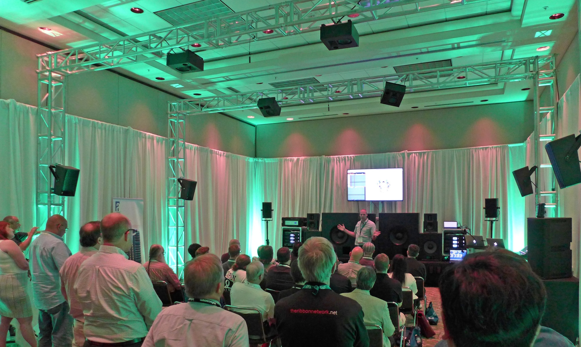 Alcons and ASA Bring Immersive Live Sound To InfoComm 2018