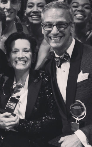 Alcons V-Series At The Heart Of Broadway's Multi-Award-Winning Hadestown