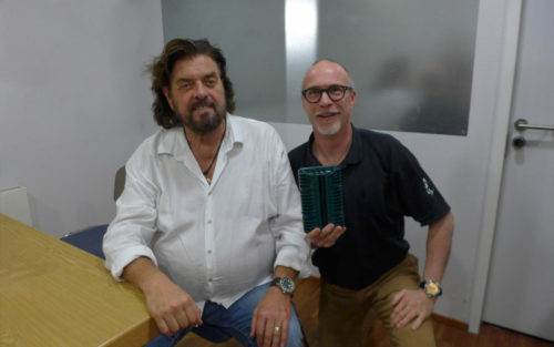Alan Parsons Live Project tours with Alcons