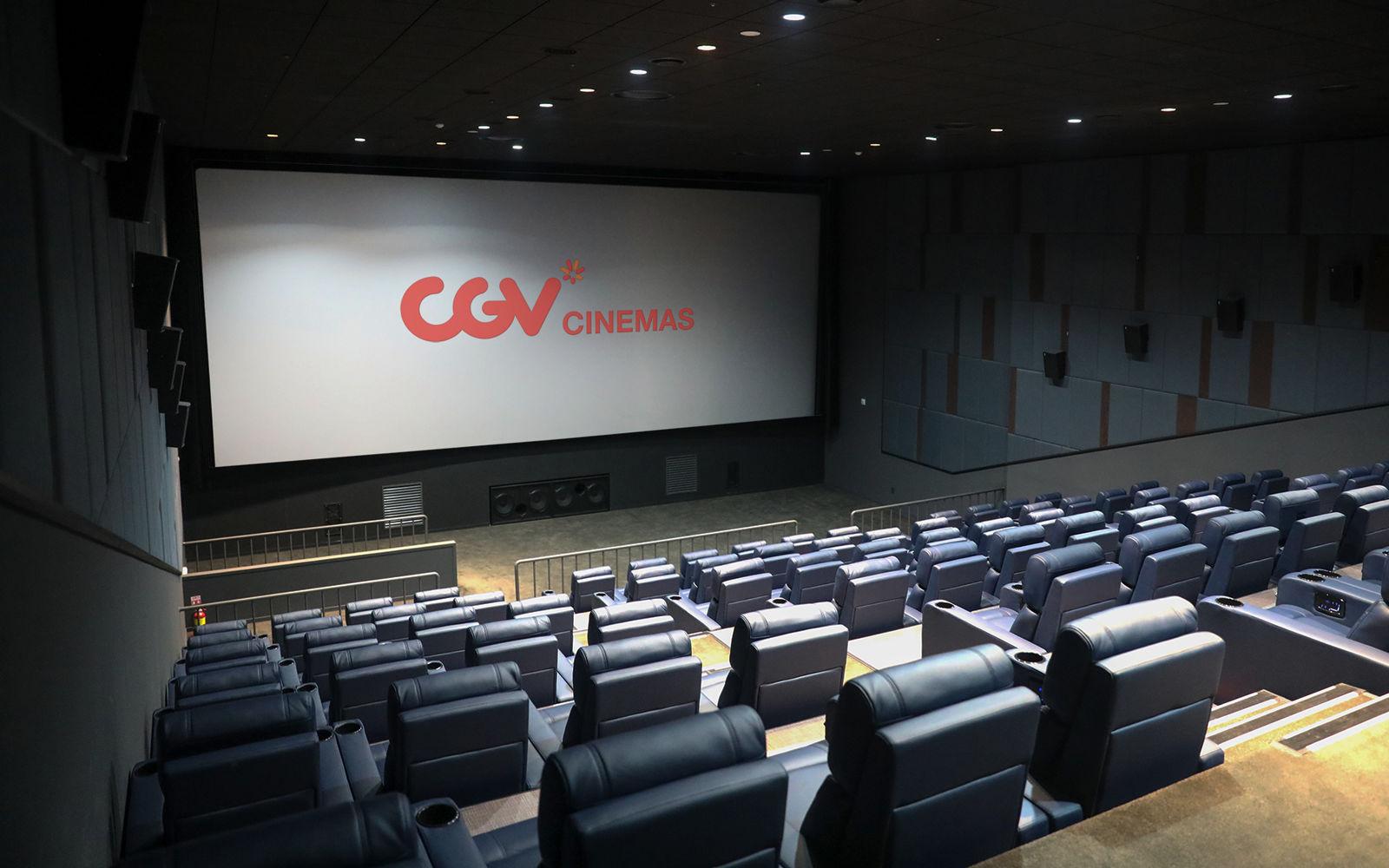 South Korean CGV Cinema Embraces Alcons Advantages - Alcons Audio